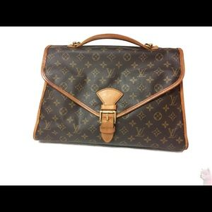 Authentic Louis Vuitton Beverly Briefcase